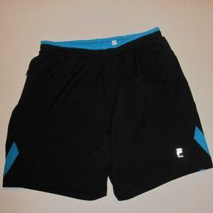 Men's Fila performance/running shorts